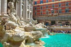 Trevi Fountain - Colosseum Rome Tickets Trevi Fountain Rome, Emperor Augustus, Las Vegas, Mount Rushmore, City, Travel, Rome, Italy, Voyage