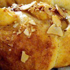 Crispy Creamy Philly Apple Turnovers