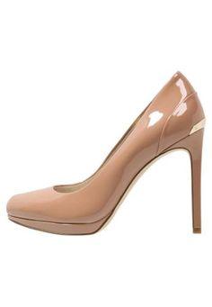 Michael Kors Yasmin Zapatos Altos Dark Nude zapatos Zapatos Yasmin nude Michael Kors Dark altos Noe.Moda