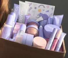 Beauty Care, Beauty Skin, Lavender Aesthetic, Nagel Gel, Skin Care Tools, Face Skin Care, Cute Makeup, Aesthetic Makeup, Makeup Organization