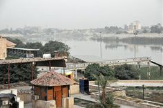 The Tigris at Baghdad