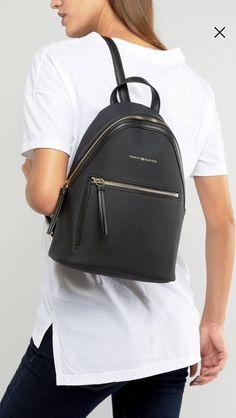 Shop Tommy Hilfiger Mini Backpack at ASOS.
