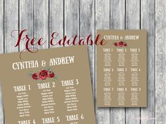 free-editable-marsala-wedding-seating-chart-template-printable-burgundy-printable
