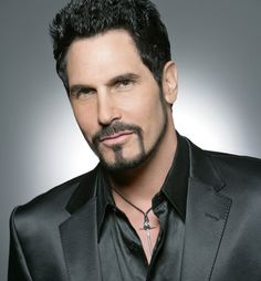 Don Diamont as Brad Carlton on The Young and the Restless. Now on The Bold & the Beautiful as Bill Spencer. Miss you so much as Brad, but still get to watch one of my favorite bad boys on the only other soap I watch. Bold And The Beautiful, Gorgeous Men, Beautiful People, Soap Opera Stars, Soap Stars, Big Crush, Young And The Restless, Days Of Our Lives, Fine Men