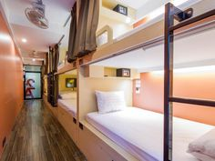 5 Amazing Hostels To Stay In Bangkok Under RM55 A Night