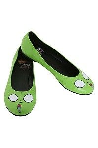 Invader Zim, GIR shoes. I would actually wear these if I had them.