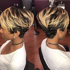 Curly Pixie Hairstyles, Short Black Hairstyles, Wig Hairstyles, Curly Hair Styles, Natural Hair Styles, Pixie Haircut, Short Sassy Haircuts, Pixie Cut Wig, Short Pixie Bob