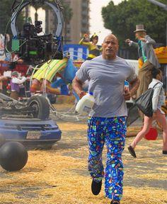 Dwayne Johnson Goes On A Milk Run, Plus More LOL Pics