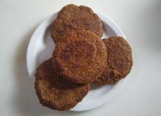 You can consider these either a great vegan substitute for breakfast sausage, or one Vegan Substitutes, Peanut Butter Roll, Vegetable Protein, Seed Butter, Whole Wheat Flour, Fennel Seeds, Sausage Breakfast, Nutritional Yeast, Oatmeal