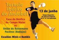 Campomaiornews: Torneio Ibérico de Andebol jovem da Casa do Benfic...