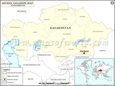 Where is Astana