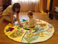 развивающий коврик своими руками - Поиск в Google