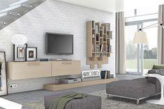 Living Room Bookshelves, TV Cabinets