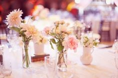 小瓶の花瓶|piggyのおしゃれ結婚式準備ブログ☆