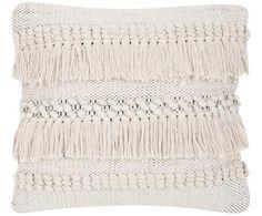 Boho Kissenhülle Kele in Ecru Style Boho, Look Boho, Boho Chic, Ethno Style, Cute Pillows, Boho Pillows, Throw Pillows, Wedding Quote, My New Room