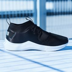 Style up with Satin in the Puma Phenom Satin trainers.