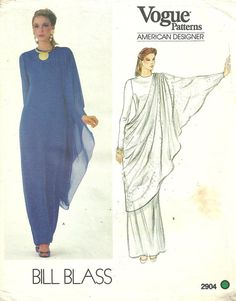 Concepteur de 2904 / Vintage Vogue couture par studioGpatterns