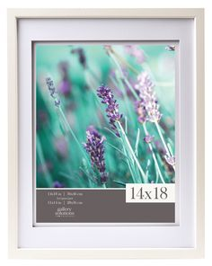 Gallery Solutions Airfloat Mat Picture Frame