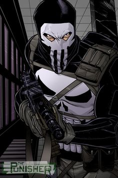 The Punisher - Dwayne Biddix