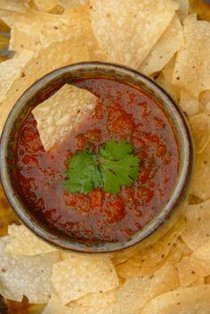 "The Savvy Spoon: On The Border ""Restaurant Style"" Salsa"