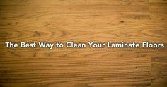 Laminate Floors Make Them Shine Again Easy Laminate