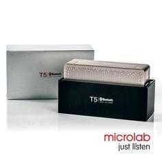 Przenośne głośniki - Microlab T5 - soniqa.pl