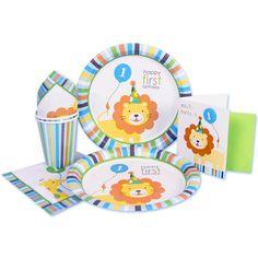1er Anniversaire Kit Go Ter Malin Petit Cirque Anniversaire Enfant Scrapmalin 1er