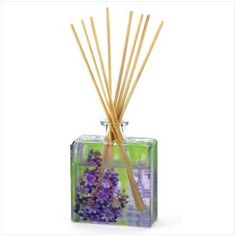 Lavender Fields Reed Diffuser | $14.95 | Lexi's Kreationz, LLC | http://lexiskreationz.storenvy.com/products/948955-lavender-fields-reed-diffuser
