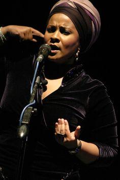 Lebo Mashile #headwrap #poet #african #amazing