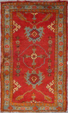 R5362 Ushak Rug