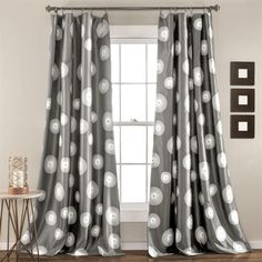 Shop Lush Decor  C421 Ovation Window Curtain Set (Set of 2) at ATG Stores. Browse our curtains & drapes, all with free shipping and best price guaranteed.