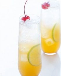 South of the Border Tom Collins from Bakers Royale