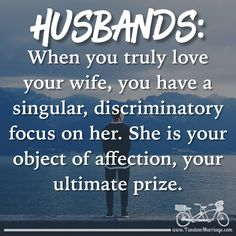HUSBANDS: What demands most of your attention? #TandemMarriage