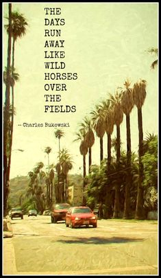 Short poetry by Charles Bukowski.