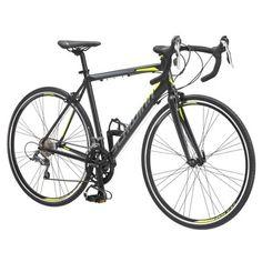 Schwinn Men's Phocus 1600 28 Drop Bar Road Bike - Silver