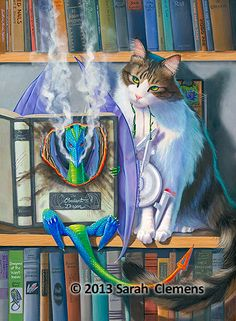 looks like someone got a little over stimulated while reading - lol | Sarah Clemens- Photo Realist/Artist