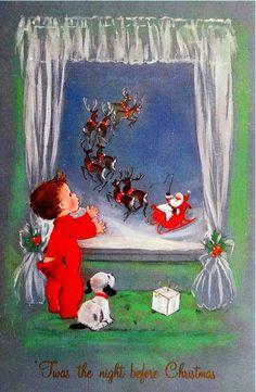 Christmas fantasy.