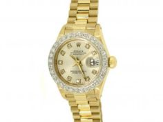 Lady's Pre Owned Rolex Watch | Colored Stone Jewelry from Carter's Jewel Chest | Mountain Home, AR