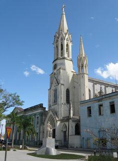 Sacred Heart Church, Camaguey, Cuba.