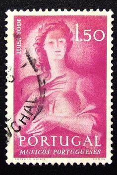 Portugal - Músicos Portugueses - Luisa Todi | Supercolecao.com
