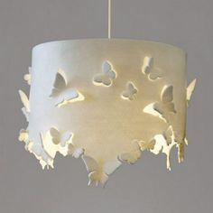 Handmade lamp shade adorable