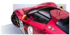 Alfa Romeo - Scaglione on Behance