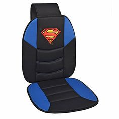 Superman Homepage - Everything you ever wanted to know about the Man of Steel. Superman Watch, Superman Stuff, Superman Logo, Batman, Car Seat Cushion, Superhero Birthday Party, Man Of Steel, Seat Covers, Car Stuff