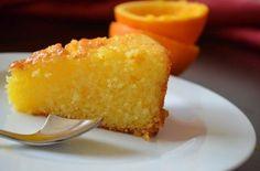ANILLO DE NARANJA (torta húmeda de naranja)