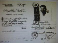 lucky luciano | Lucky Luciano's passport photograph