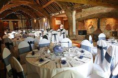 Unique Wedding Venue in Bucks/Oxon. Welcome to Notley Tythe Barn - Weddings
