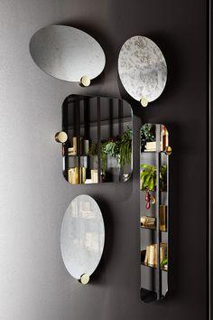 Odette, mirrors | Gallotti & Radice