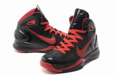 official photos 3a057 48fed Nike Hyperdunk 2010 Womens Black Sport Red