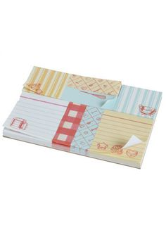 Cool-y Noted Sticky Notes in Kitchen