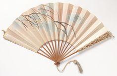 Pleated Fan, late 19th century